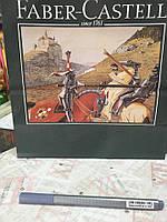 Линер цветной Faber-Castell, Grip Finepen 0,4 ,СЕРЫЙ №72