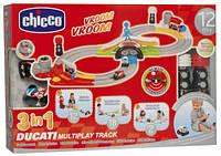 Детская игрушка для мальчиков  Мототрек Ducati Chicco
