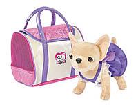Собачька чи чи лав  Чихуахуа мягкая игрушка 20 см Стайл Styl  Сhi Chi Love