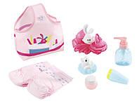 Сумка  Baby Born Zapf Creation  с аксессуарами для куклы беби борн