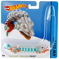 "Машинка-мутант Hot Wheels ""Skullface"" BBY78  BBY84"