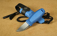 Нож morakniv (мора) Eldris Colour Mix 2.0 BLUE