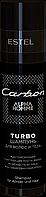 TURBO-шампунь для волос и тела ALPHA HOMME CARBON TURBO  , 250 мл