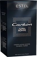 Набор ALPHA HOMME CARBON TURBO
