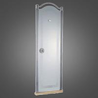Душевые двери Devit Charlestone 90x190 стекло матовое декорированное (FEN2001)