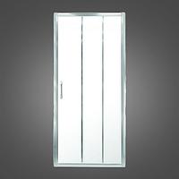 Душевые двери Devit Katarina 100x190 стекло прозрачное (120.305.069.321)