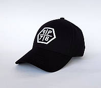 Кепка Philipp Plein черная