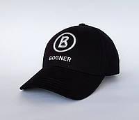 Кепка Bogner черная