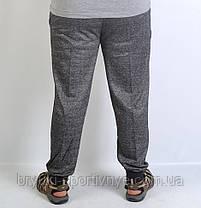 Спортивные  брюки  - манжет, фото 3