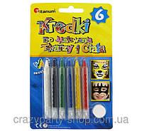 Грим карандаши набор