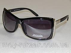 Солнцезащитные очки женские черные 760120