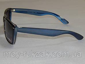 Солнцезащитные очки, Maiersha темно - синие 760130, фото 2