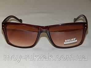 Солнцезащитные очки, AOLISE коричневые 840122, фото 2