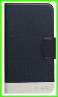 Чехол-книжка MAXRED для смартфона Leagoo m8 (черный)