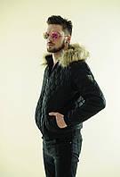 "Стильная мужская куртка ""Аляска""."