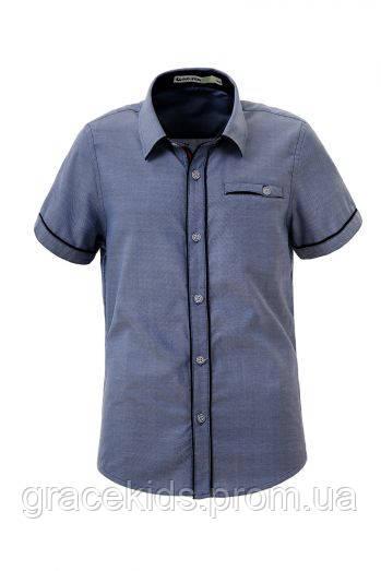 Подростковая рубашка для мальчиков Glo-story