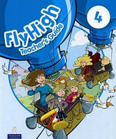 Книга учителя Fly High 4 Teacher's Guide