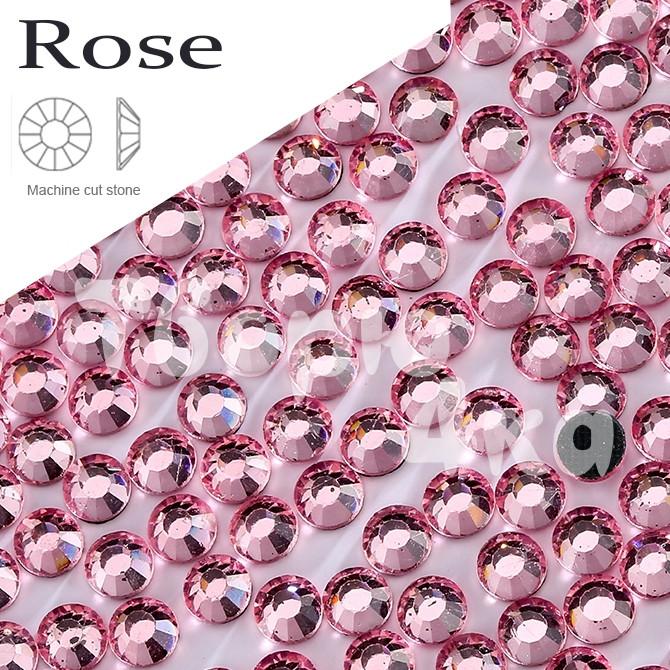 Стразы DMC - Rose (Нежно розовые) ss20