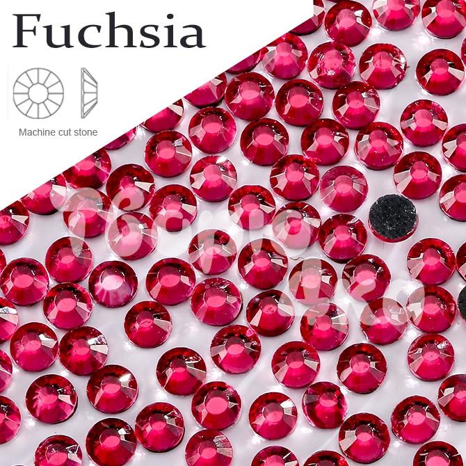 Стразы DMC - Fuchsia (Фуксия) ss6