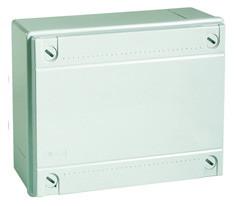 Коробка відгалуж. з гладкими стінками, IP56, 150х110х70мм (54010)