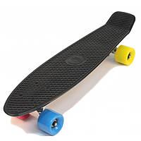 Скейтборд пластиковый 56см