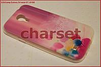 Чехол бампер Samsung Galaxy S4 mini G-I9190 bs#12