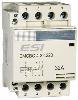 Модульный контактор 4 п, 32 А, 220 В,  ЕСИ