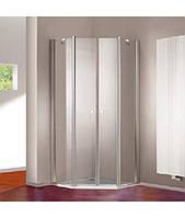 Душевые двери HUPPE 501 Design pure  100x190 стекло прозрачное (510750)