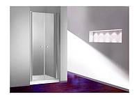 Душевые двери HUPPE 501 Design pure  100x190 стекло прозрачное (510760)