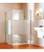 Душевые двери HUPPE 501 Design pure  100x190, левые, стекло прозрачное (510952)