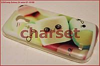 Чехол бампер Samsung Galaxy S4 mini G-I9190 bs#16