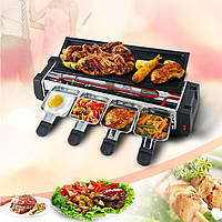 Электрический гриль барбекю Electric and barbecue grill HY9099А
