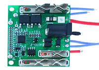 BMS Контроллер (Плата защиты шуруповерта) Li-Ion 5S 18...21V 30A
