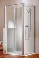 Душевые двери HUPPE 501 Design pure  100x200 стекло прозрачное (510646)
