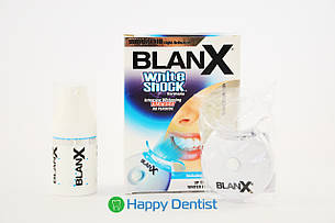 Итенсивный отбеливающий комплекс BlanX White Shock