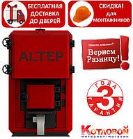 Промышленный твердотопливный котёл ALTEP-MAX (Альтеп Макс)