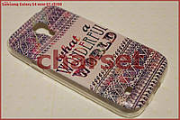 Чехол бампер Samsung Galaxy S4 mini G-I9190 bs#23