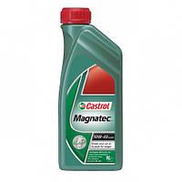 Моторное масло Castrol Magnatec 10W-40 A3/B4, 1л.