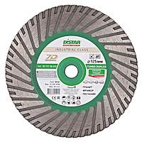 Алмазный диск по бетону Distar 125мм, 22,2мм/ M14 Turbo Duplex