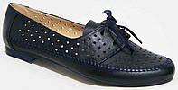 Кожаные туфли женские большие размеры, туфли женские большие размеры от производителя МИ4065