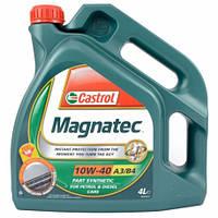 Моторное масло Castrol Magnatec 10W-40 A3/B4, 4л.
