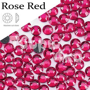 Стразы DMC - Rose Red (Темно розовые) ss10