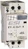 Модульный контактор 2 п, 40 А, 220 В