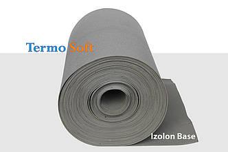 Материал для звуко и теплоизоляции. Пенополиэтилен Izolon Base 05, полотно ППЭ НХ-5мм