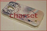 Чехол бампер Samsung Galaxy S4 mini G-I9190 ультратонкий силикон bsu#29