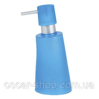Дозатор для жидкого мыла Spirella MOVE, синий