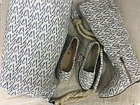 Женская летняя обувь сапоги балетки