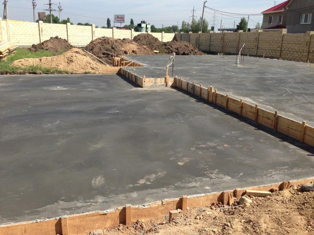 Строительство фундамента ( Частный дом 250 м.кв.) 31
