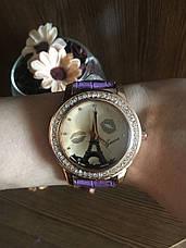 Часы женские Paris (Фиолетовые), фото 3