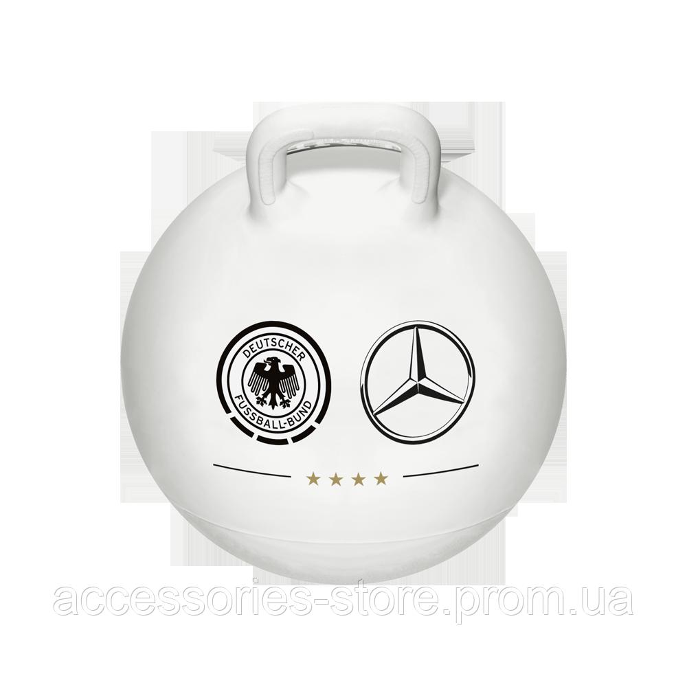 Мяч-кенгуру Mercedes Space Hopper, ONE TEAM